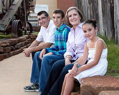 Tara and Family