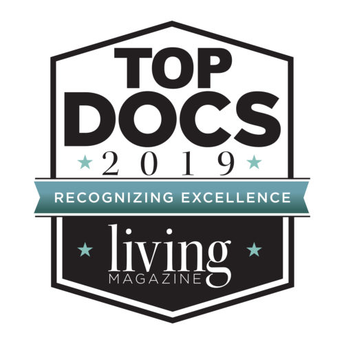 Living Magazine Top Docs Award 2019