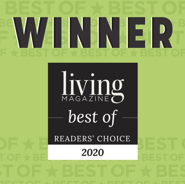 Readers Choice Winner 2020