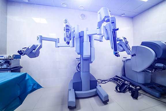 Da Vinci Robotic surgery machine Frisco
