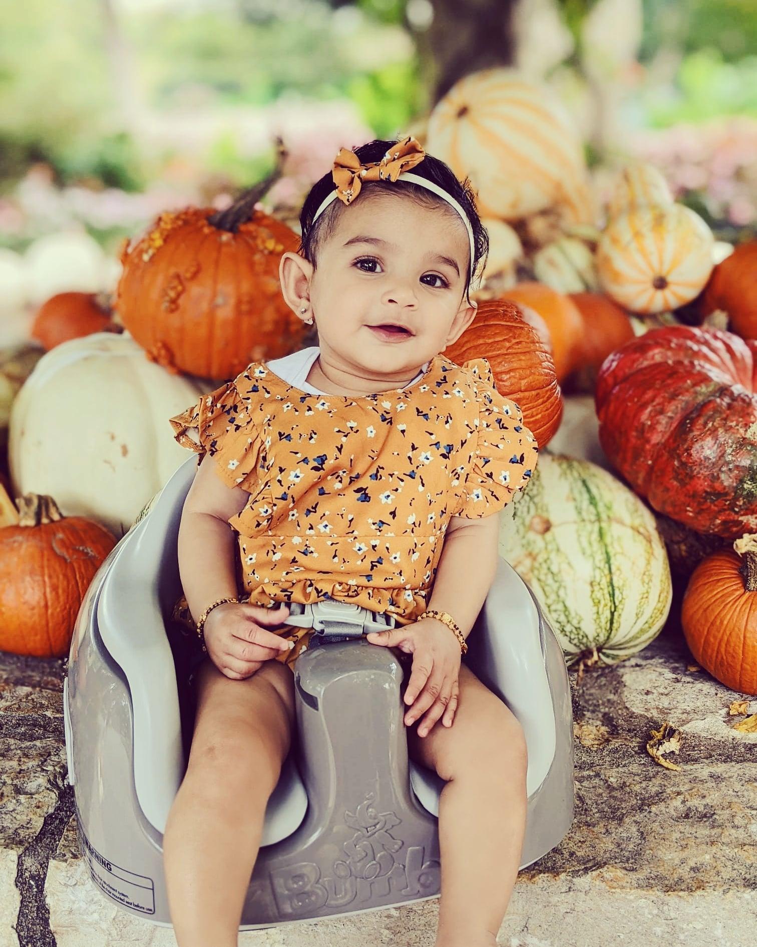 Alia Kamilah Khan baby photo