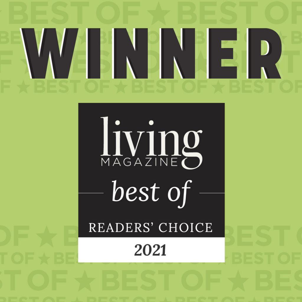 Living Magazine Best Of Award 2021